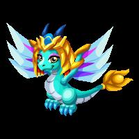 High Priestess Dragon
