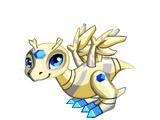 Platinum Dragon