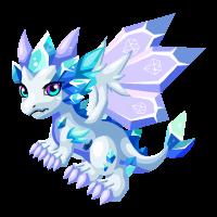 Bright Diamond Dragon