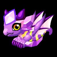 Bejeweled Dragon