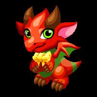Gift Bow Dragon