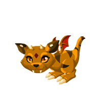 Sabretooth Dragon