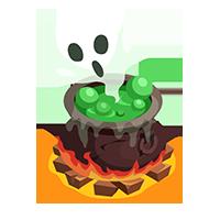 Bubbling Cauldron