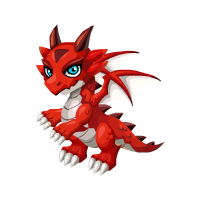 Neo Red Dragon