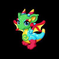 Sour Candy Dragon