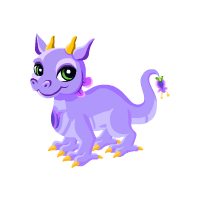Bluebell Dragon