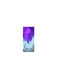 Dark Silver Trophy