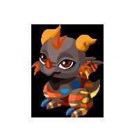 Bedrock Dragon