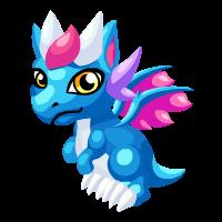 Delphinium Dragon