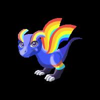 Lunar Rainbow Dragon