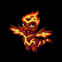 Fire Giant Dragon