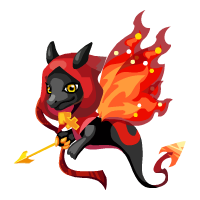 Haunted Sagittarius Dragon