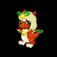 Jingle Bell Dragon
