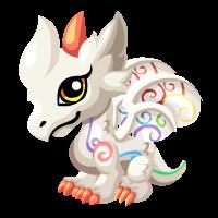 Swirl Dragon