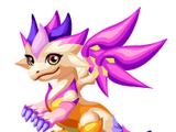 Petal Dragon