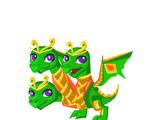 Emerald Knight Dragon