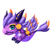 Wonderparty Dragon