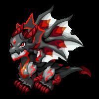 Alpha Dark One Dragon