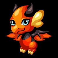 Dusky Lory Dragon