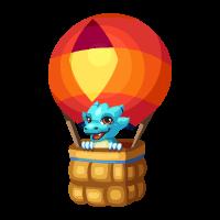 Hot-air Dragon