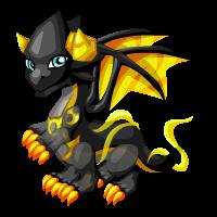 Haunted Taurus Dragon