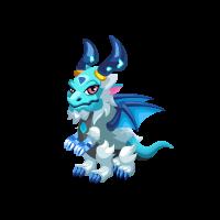 Ice Giant Dragon