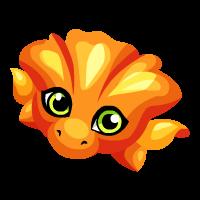 Marigold Dragon