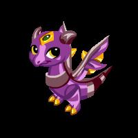 Bronzetalon Dragon