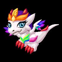 Multihue Dragon