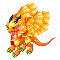 Beautiful Blossoms Dragon Tales Event