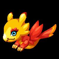 Zinnia Dragon