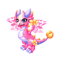 Foreverbloom Dragon