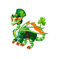 Luck o' the Dragon World Event