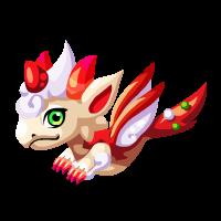 Confectionary Dragon