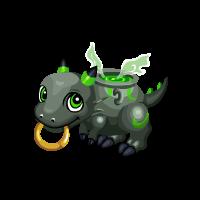 Cauldron Dragon