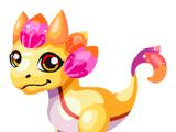 Dayflower Dragon