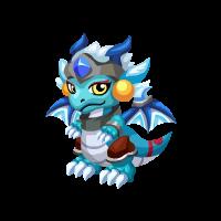 Huntress Dragon