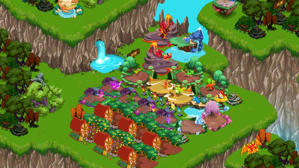 Dragon Islands