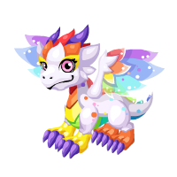 Ultraviolet Dragon