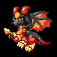 Haunted Aries Dragon