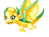 Pretty Petal Dragon