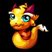 Gold Pheasant Dragon
