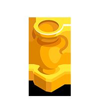 Amphora Gold Trophy