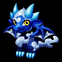 Festive Night Dragon