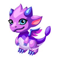 Lilac Dragon