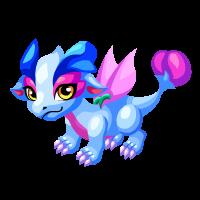 Sweet Pea Dragon