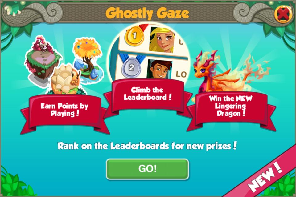 Ghostly Gaze Leaderboard Event