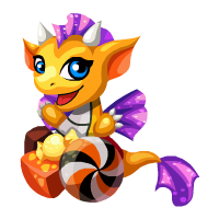 Candy Hoard Dragon