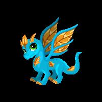 Goldleaf Dragon