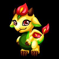 Laceleaf Dragon